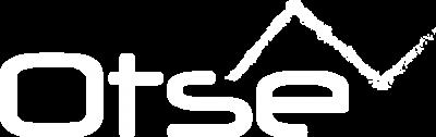 Logo OTSE blanco